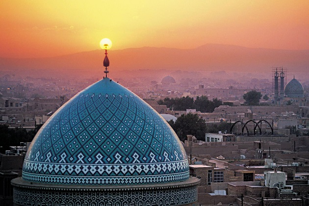 GRAN TOUR DELL'IRAN